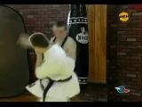 Тайский бокс против Окинава каратэ-до