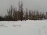 Припять зима